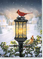 Landscape Christmas Card | 75325
