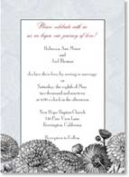 Wedding Card #2000394-P